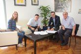 El Ayuntamiento de Alhama y Cruz Roja renuevan su convenio de colaboraci�n