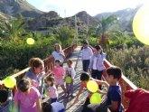 La Comunidad celebra el primer Día Internacional del Paisaje en Ojós