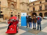 El Ayuntamiento de Lorca pone en marcha la iniciativa ´Pedaleo Solidario´
