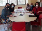La concejala de Servicios Sociales mantuvor una reunión con la directiva del Banco de Alimentos de Cartagena