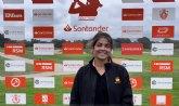 Anna Canadó, colíder en el Santander Golf Tour LETAS Barcelona