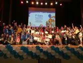 La Mesa Local de la Infancia otorga los Premios de la I Gala de la Infancia y la Adolescencia de San Javier al grupo Scout, a los corresponsales juveniles, la Fundación RafaPuede, a la pediatra Raquel Iniesta y al joven músico Pedro Botella