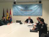 Torre-Pacheco ha celebrado una reunión de la Junta Técnica de Seguridad