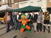 Éxito de participación en la II Feria del Deporte en Torre-Pacheco