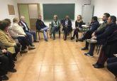 La alcaldesa torreña continúa su visita a los barrios y pedanías en La Media Legua
