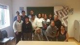 El Colectivo El Candil inicia en Totana un curso de formación de Informática Básica