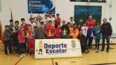 El Pabellón de Deportes 'Manolo Ibáñez' acoge la Fase Local de Tenis de Mesa de Deporte Escolar