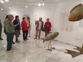 La exposición 'La nube roja' de Blas Miras, hasta el 13 de diciembre en la Casa de los Duendes