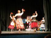 El Grupo de Coros y Danzas Virgen del Rosario de Torre Pacheco participó en el XVI Festival de Folclore Castellanos de Olid en Valladolid
