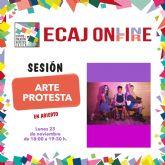 La Concejalía de Juventud de Molina de Segura organiza la sesión ¿Qué es arte protesta? el lunes 23 de noviembre