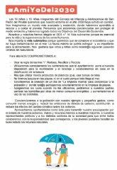 El Consejo de Infancia y Adolescencia, elabora el Manifiesto 'Vida Submarina'para celebrar el Día Universal de la Infancia