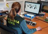 La Guardia Civil detiene a una persona por utilizar la tarjeta bancaria del cliente de un bar para apuestas online