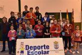 La Fase Local de Bádminton de Deporte Escolar contó con la participación de 72 escolares de los diferentes centros de enseñanza