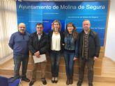 El Ayuntamiento de Molina de Segura y la Asociación MEMPLEO, Salud Mental y Empleo, firman un convenio para la inserción sociolaboral de enfermos mentales crónicos
