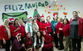 El Programa Municipal de Inmigrantes de Molina de Segura celebra las fiestas navideñas con un taller de villancicos y dulces