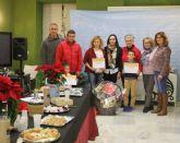 Margarita Acosta gana el Concurso de Dulces de Navidad