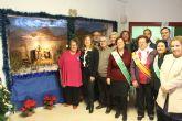 Los mayores pinatarenses celebran la llegada de la Navidad en los hogares del pensionista