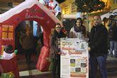 Los comercios de San Pedro del Pinatar se suman a la Campaña de Navidad