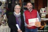 Se entregan los premios del IV Concurso de Escaparatismo de Navidad
