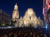 Papa Noel llega mañana a Murcia con su fábrica de sueños y un multitudinario espectáculo sorpresa en Belluga