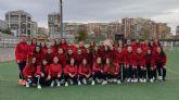 Arranca los nacionales Sub-17 y Sub-15 femeninas de fútbol, en Málaga