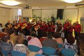 La asociación de Amas de Casa homenajea a sus socias en la fiesta de Navidad