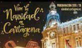 Suspendidos los actos navideños del viernes 20 de diciembre en Cartagena por las fuertes rachas de viento