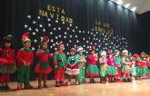 Más de 300 alumnos del colegio San José protagonizan un entrañable festival de villancicos
