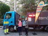 Los murcianos podrán entregar ropa, enseres y juguetes en los ecopuntos y en el ecoparque que serán donados a Cáritas