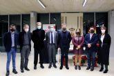 Inaugurada la sede física permanente de la Universidad de Murcia en Blanca