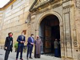 La Comunidad Autónoma cierra un acuerdo para la adquisición del antiguo convento de las Carmelitas Descalzas y de la iglesia de San José de Caravaca de la Cruz