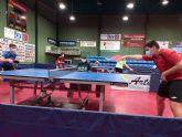 Club Totana tenis de mesa. Torneo clasificatorio estatal