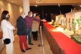 El Museo Siyâsa da aire a la Navidad con un inesperado montaje del belén municipal
