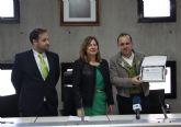 San Pedro del Pinatar recibe a las candidatas a Reina de la Huerta Infantil