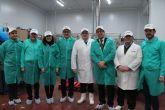 PALANCARES ALIMENTACIÓN recibe la visita del Secretario General de Industria y de la Pequeña y Mediana Empresa