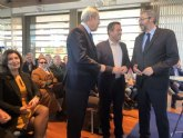 """De la Cierva: """"Con la bajada progresiva de impuestos ponemos en manos de los murcianos más de 300 millones de euros"""""""
