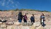 El director del yacimiento arqueológico de La Motilla del Azuer presenta en Totana el modelo de gestión museístico y de visitas al tejido empresarial