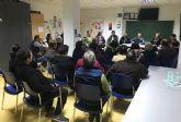 La alcaldesa prosigue en Los Vicentes sus encuentros de trabajo para recoger las necesidades vecinales