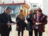 El Ayuntamiento de Molina de Segura remodelará la Plaza de la Iglesia de La Torrealta aprovechando las obras que se realizan en la parroquia