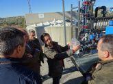 Agricultura invierte 64.000 euros en mejorar las depuradoras de Abanilla y Macisvenda