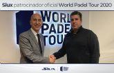 Siux, nuevo patrocinador oficial del World Padel Tour