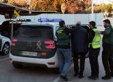 La Guardia Civil detiene a un ciudadano británico buscado por Interpol
