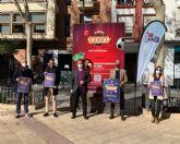 El Ayuntamiento de Lorca desarrolla una campaña contra la ludopatía entre los jóvenes bajo el lema 'Si paras, ganas. Por un juego responsable'