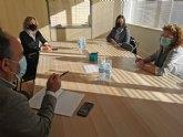 Grupo Parlamentario Vox : 'Nos reunimos con Red Madre Murcia'