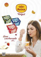 "'Una cucharada es. .. Reina yogur"""