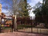 Se cierra el parque municipal 'Marcos Ortiz' mañana viernes para evitar accidentes como consecuencia de los efectos del fuerte viento