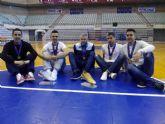 El Corte Inglés rinde Homenaje a los Campeones de Europa de ElPozo Murcia FS