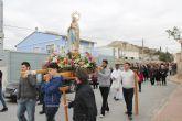 Día grande de las Fiestas Patronales de la pedanía archenera de Las Arboledas