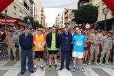 Alcantarilla vive la fiesta del atletismo con la III Carrera Popular Base Aérea
