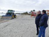 Descentralizacion reclama a Costas la instalacion de cinco balnearios en las playas de Los Urrutias, Punta Brava y Estrella de Mar